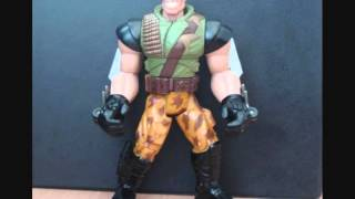 Kenner 1998 Small Soldiers Commando Elite Action figure collection / Tribute