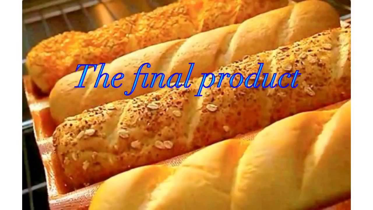 Italian herbs and cheese bread (how it's made)