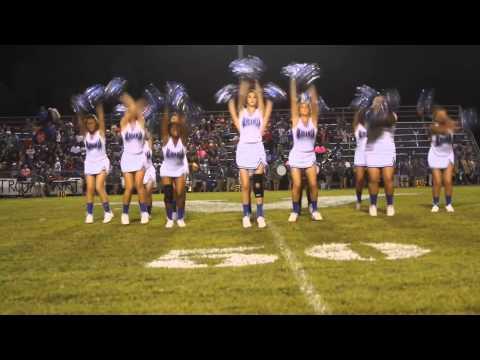 Vardaman Cheerleaders