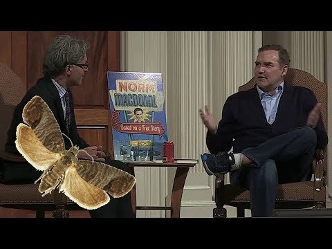 Download Norm Macdonald - The Story Behind the Moth Joke