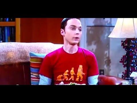 Big Bang Theory touches on Moleeds.