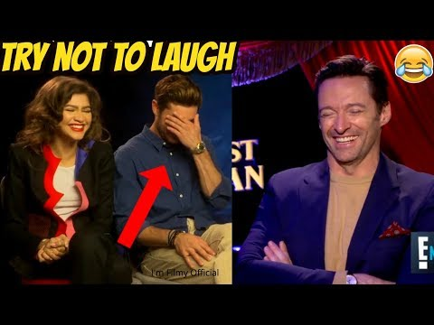 The Greatest Showman Bloopers and Funny Moments(Part-2) - Hugh Jackman 2017