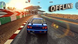 Top 10 Offline Racing Games For Android & Ios 2019!  Good Graphics