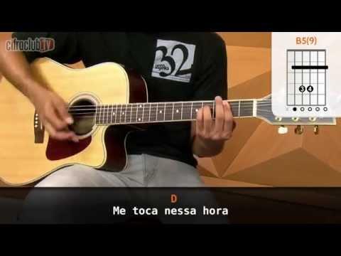 Ressuscita-me - Aline Barros (aula de violão simplificada)