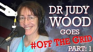 Dr. Judy Wood Goes #OffTheGrid [Part 1] | Jesse Ventura Off The Grid - Ora TV