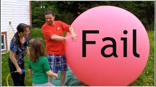 Video Attempt to Climb in a Giant balloon.  Fail video! download MP3, 3GP, MP4, WEBM, AVI, FLV Juli 2018