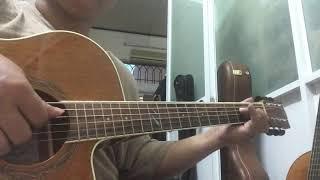 Bài thánh ca buồn _ Guitar finger