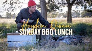 Sunday BBQ Lunch with Hayden Quinn | LIVE from Aus, Sydney