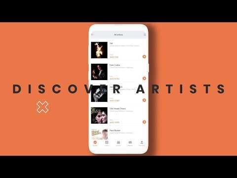 Soul Artists App - Quick Look