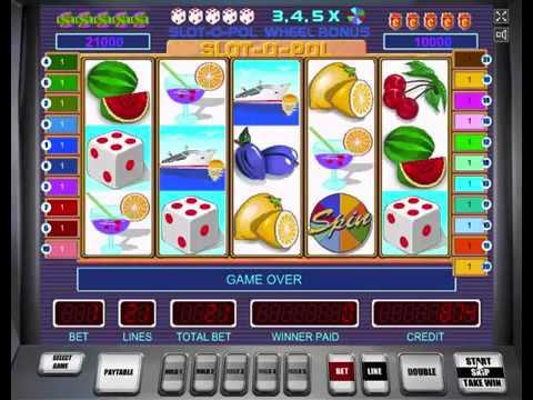 Как проигрывают в игровые автоматы игровые автоматы плейтек бесплатно