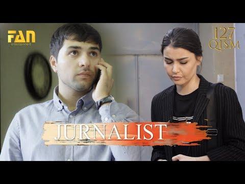 Журналист Сериали 127 - қисм / Jurnalist Seriali 127 - Qism