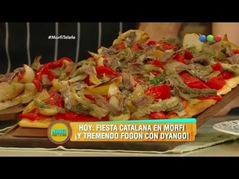 Coca Catalana - Morfi, Todos a la mesa