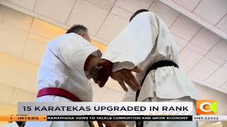 GOJUKAI East African karate seminar