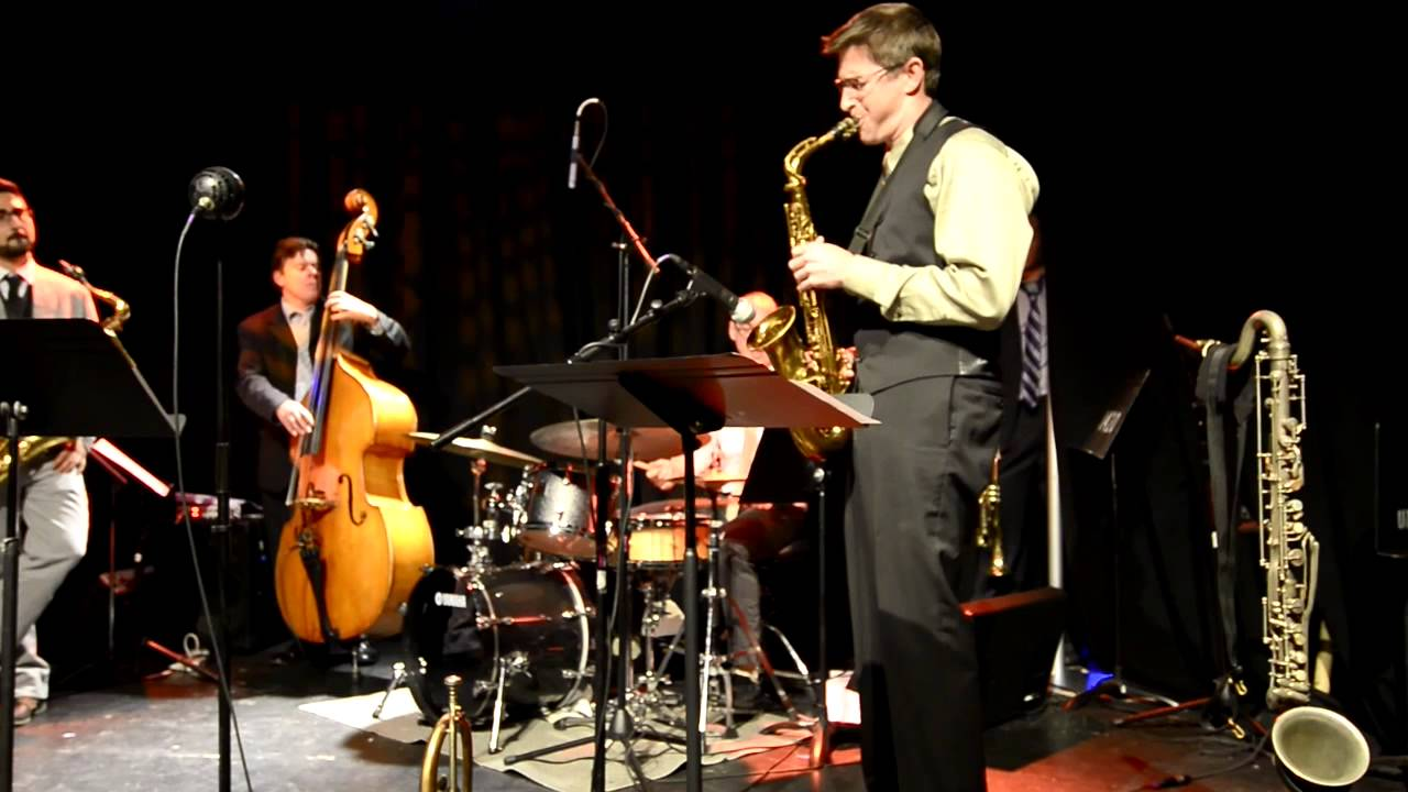 """Justin Ray Quintet at the Altamont - """"Apathy"""""""