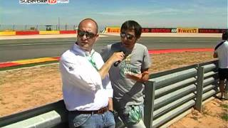 Superbike TV: discovering Motorland Aragòn secrets with Mauro Sanchini