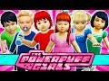 POWERPUFF GIRLS VS ROWDYRUFF BOYS AS TODDLERS!! | The Sims 4 Powerpuff Girls: Power of Four | Ep 2