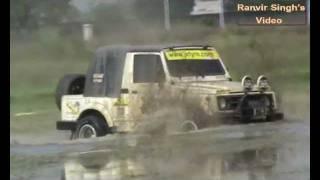 SpeedFest 2011 4X4 (Maruti Suzuki Gypsy King).flv