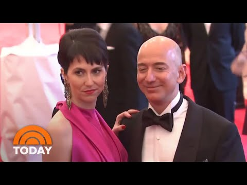 Mikey V - The Person Who Sold Jeff Bezos' Love Affair Text Messages Finally Revealed!