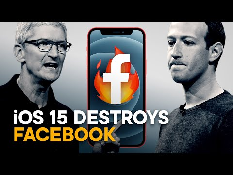 Download How iOS 15 Destroys Facebook