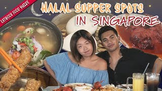Halal Supper Spots in Singapore   Eatbook Food Guide   EP 31
