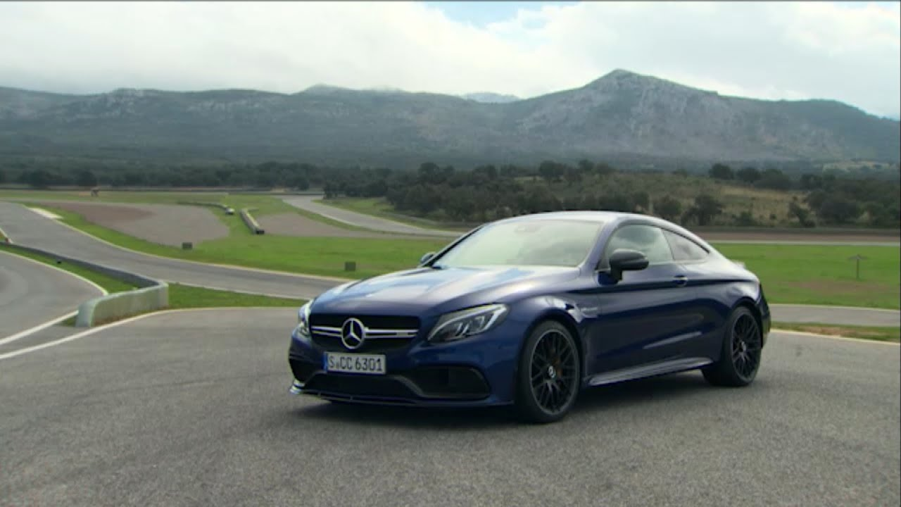Review 2016 mercedes benz c class coupe youtube for Mercedes benz cleveland area