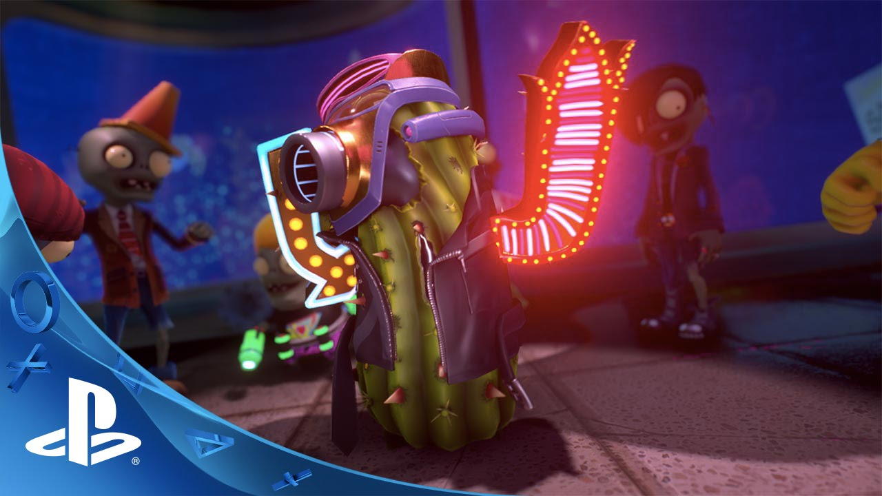 Plants Vs Zombies Garden Warfare 2 Graveyard Variety Pack Trailer