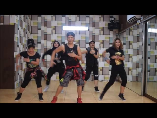 Zumba La Rosa (Salsa) - Gente De Zona Ft Jacob Forever&EL Dany [Choreo by YP.J]