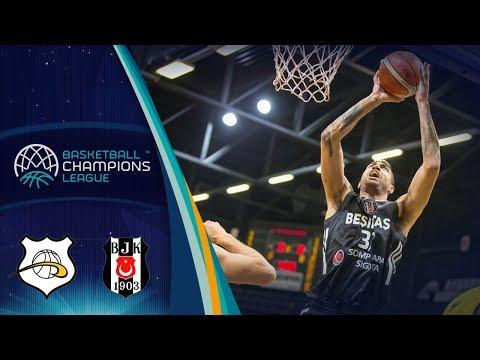 BC Oostende v Beşiktaş - Stream - Group D - Basketball Champions League 17-18