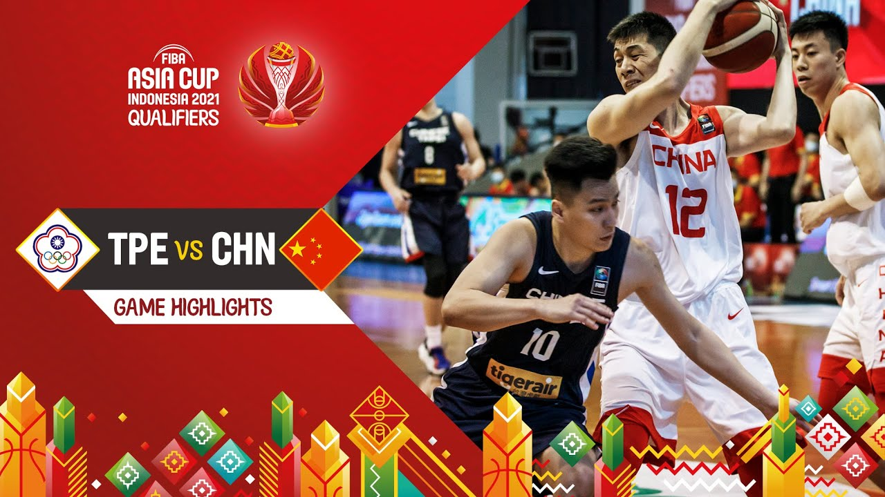 Download Chinese Taipei - China | Highlights - FIBA Asia Cup 2021 Qualifiers
