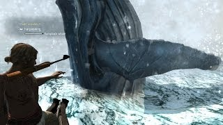 Assassin's Creed 4 Whale Hunting! White Whale Community Challenge
