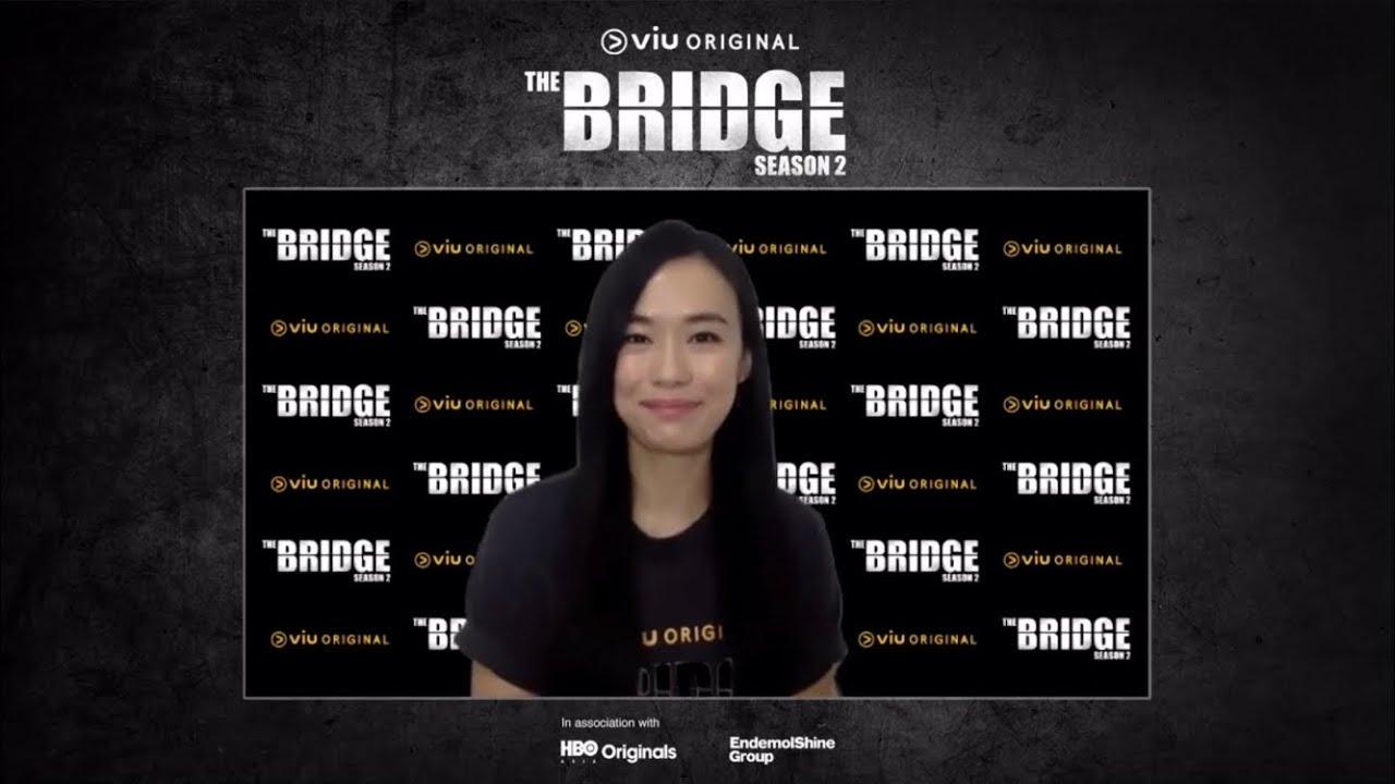 Download The Bridge Season 2 Virtual Press Conference | Rebecca Lim