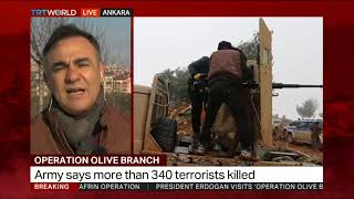Operation Olive Branch: Interview with Murat Aslan