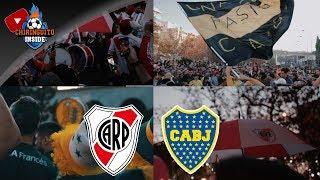 El RIVER PLATE - BOCA JUNIORS, desde DENTRO con 'El Chiringuito' | Copa Libertadores 2018