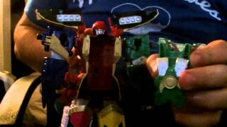 Raw Review: Super Megaforce Ninja Zord (in 1080p) Thumbnail