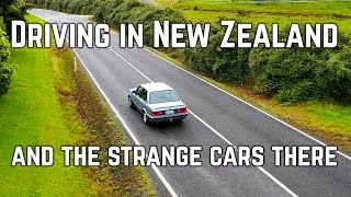 Driving in New Zealand and the strange cars there thumbnail