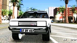 Tofaş 131 Doğan - GTA San Andreas MOD
