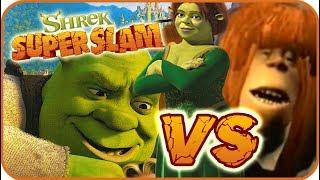 Shrek Super Slam Game Part 5 (Gamecube, PC, PS2, XBOX) Shrek & Fiona Ogre VS Quasimodo