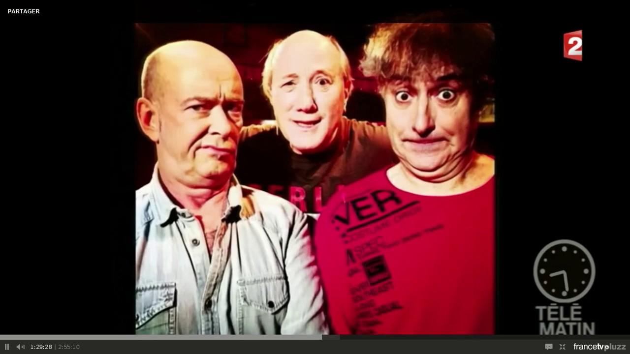 Chanson plus bifluor e t l matin youtube for Telematin theatre
