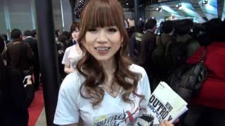2012 東京オートサロン の様子.