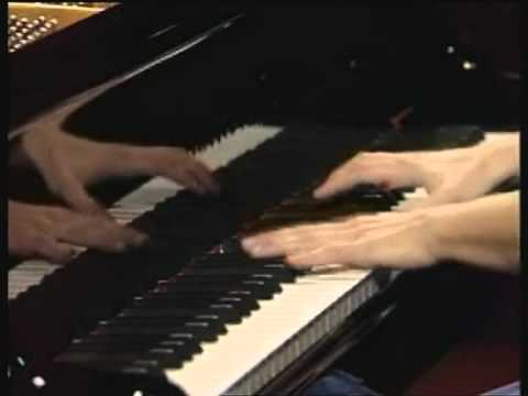 Dudana Mazmanishvili plays Mozart Sonata F Major K. 494/K. 533, 3. mov.