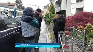 Switzeland 8_5_2021 Muslim Youth donate clothes to needy