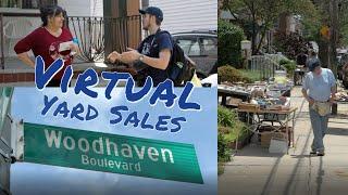 Virtual Yard Sales in Woodhaven, New York