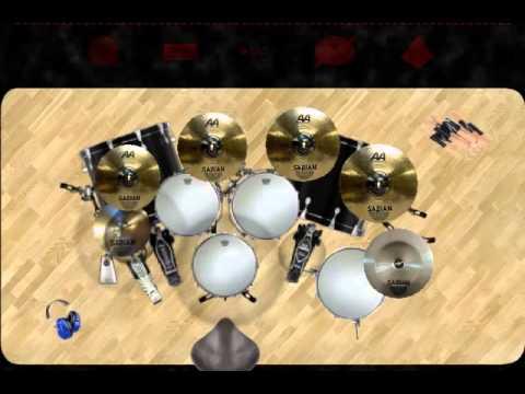 DvDrum 2: Jamrud - Berakit rakit (Virtual Drum Cover)