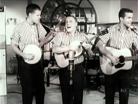 Kingston Trio - M.T.A. (Original Mono TV Version)