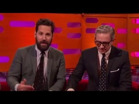 The Graham Norton Show S19E06 - Seth Rogen, Paul Rudd, Martin Freeman, Maxine Peake -Newest covers