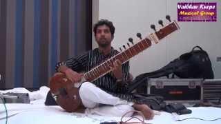 Sitar-Shehnai-Jal Tarang Music by Vaibhav Kurpe & Group, Vadodara,Gujarat. Mo.+91-9974410595