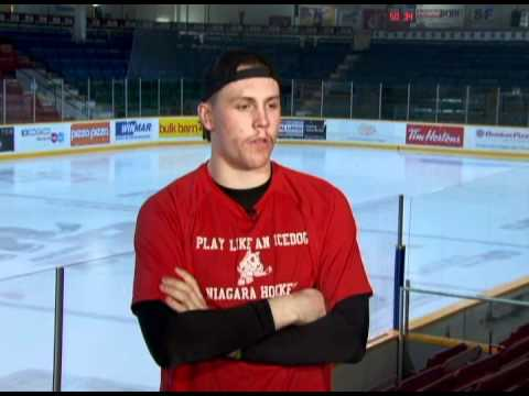 NHL prospect Brett Ritchie talks hockey and harness racing!