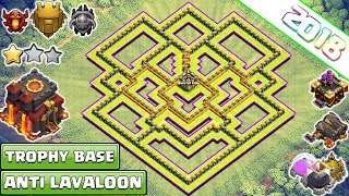 NEW TH10 Farming Base 2018 | Town Hall 10 Base Anti LAVALOON | Anti 2 & 3 Star | Clash of Clans