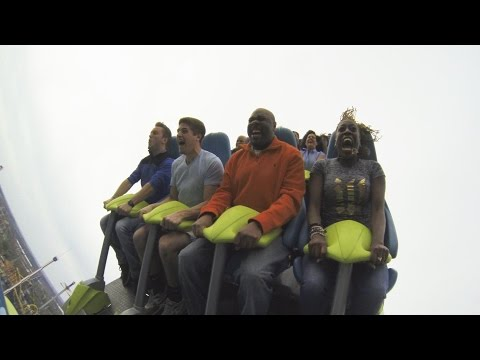 Fury 325: Ride Along on One of the World's Scariest Roller Coasters