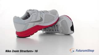 sports shoes 90b0e 239cf Nike Zoom Structure+ 16